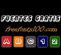 Fuentes Gratis