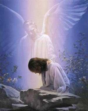 Jesus con reflexiones
